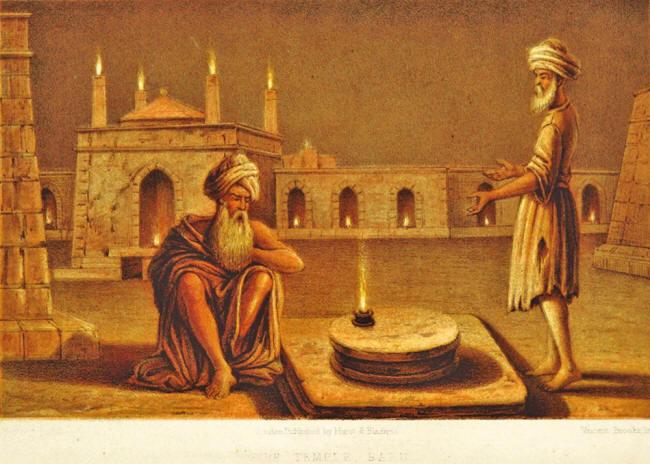 zoroastrismo una de las religiones mas antiguas del mundo