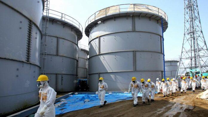 agua radiactiva de fukushima podria danar el adn humano si se libera informa greenpeace