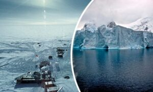 antartida existe una civilizacion extraterrestre en el lago vostok
