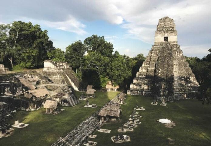 antigua ciudad maya tenia un sistema de purificacion de agua demasiado avanzado