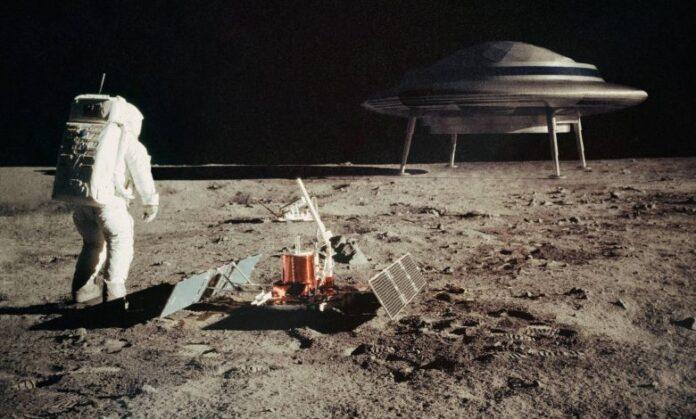 avistamientos de ovnis en la luna entre 1964 1969