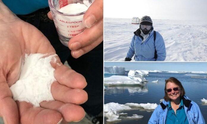 cientificos planean salvar el artico con microesferas de vidrio