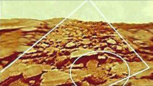 Posibles restos de una civilización en Venus