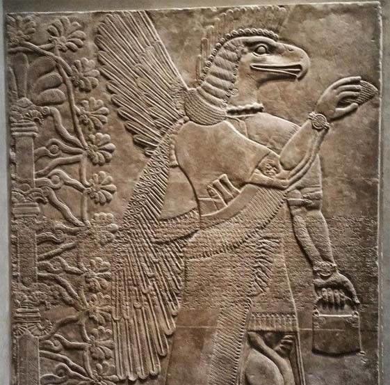 el linaje nefilim se remonta a la antigua sumeria con los anunnaki anos 4 500 a c