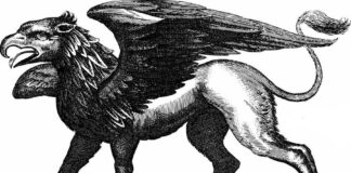 grifo una criatura legendaria presente en la mitologia video