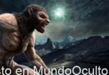 la misteriosa bestia del agujero del hombre muerto