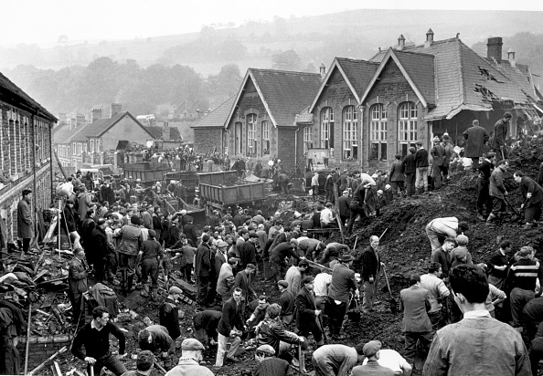 la tragedia de gales que predijeron cientos de personas es posible ver el futuro