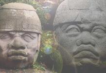 las enigmaticas colosales cabezas de piedra olmecas