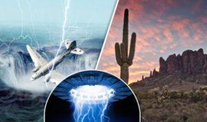 los lugares mas misteriosos de la tierra actividad paranormal extraterrestres y desapariciones