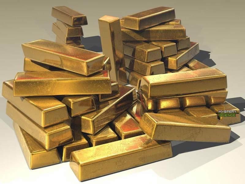 El oro como símbolo de riqueza y poder