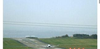 avion de pasajeros estuvo a punto de chocar con un ovni durante aterrizaje en reino unido