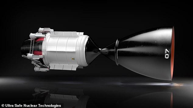 el motor espacial que podria llevarnos a marte en la mitad del tiempo