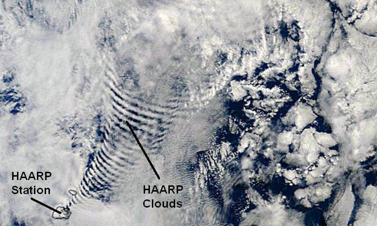 Resultado de imagen para control climático haarp