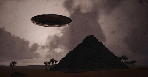 Pirámide de Xiangyang. Hace 12.000 años, alienígenas usaron una pirámide en China como sitio de aterrizaje