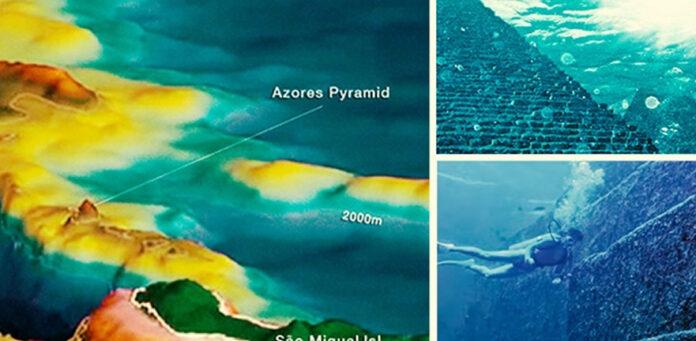 la historia debe ser reescrita una piramide de 100 000 anos cerca de las azores