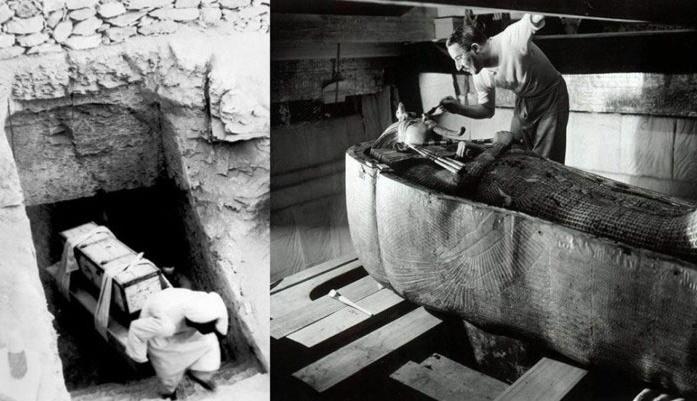 los misterios alrededor de la maldicion de tutankamon