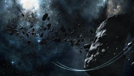 que se puede extraer de los asteroides del sistema solar