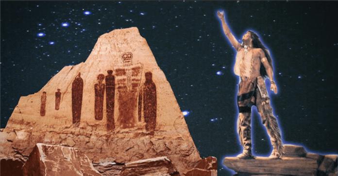 quienes eran las personas de las estrellas mencionadas por las culturas antiguas de todo el mundo