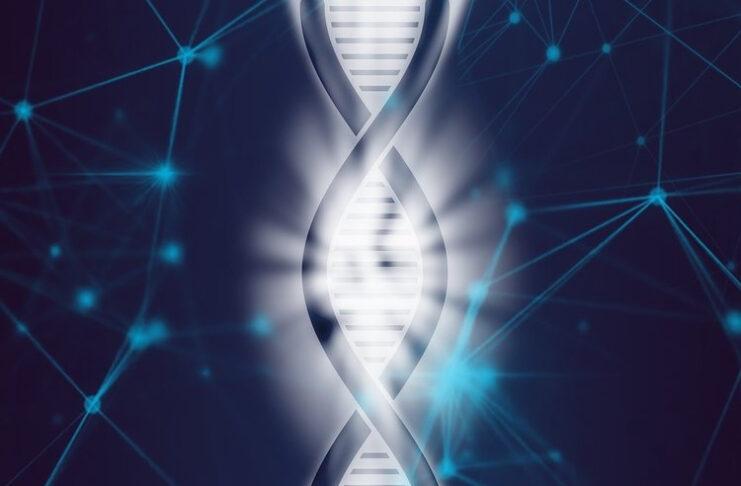 una senal inteligente alienigena dentro del codigo genetico humano