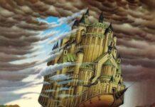 barcos voladores en la antiguedad