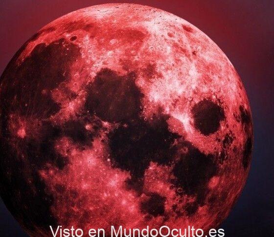 el fin del mundo llegara en noviembre de 2020 los astrologos nombraron a la luna como la causa del proximo dia del juicio final