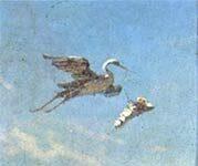 el portador de almas el mito de la ciguena en las antiguas creencias
