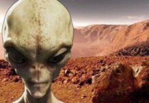 estudio sugiere que si hubo extraterrestres en marte en el pasado es posible que hayan vivido bajo la superficie