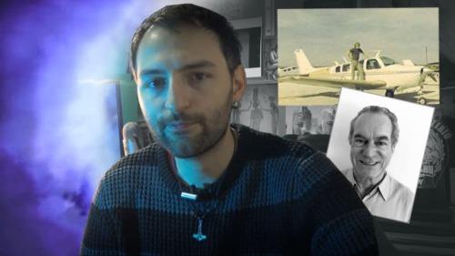 lo que vio este aviador en el tr