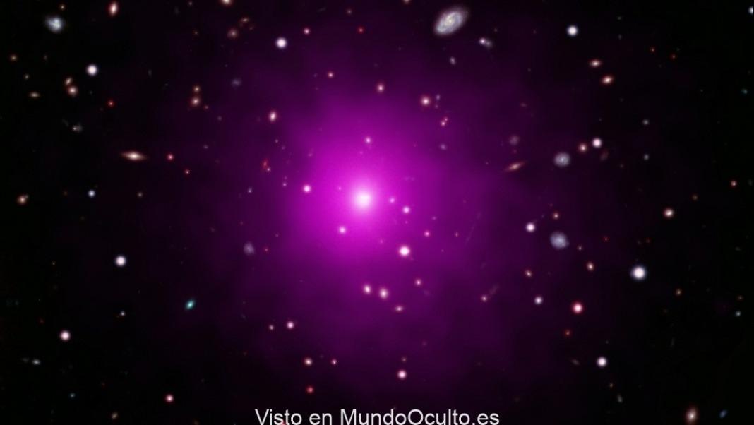 los astronomos pierden un agujero negro supermasivo en el cumulo donde deberia estar