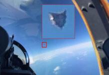 revelan fotografia de un fenomeno aereo no identificado investigado por el pentagono