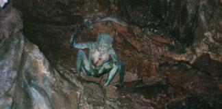 tommyknockers misteriosos hombrecitos verdes vistos por mineros en tuneles subterraneos