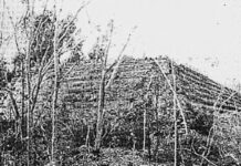 una piramide egipcia en australia los arqueologos afirman que una estructura masiva se remonta a 5000 anos