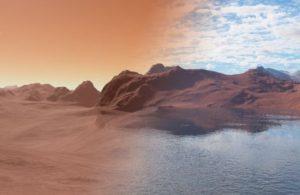 anomalia espacial con oxigeno en marte desconcerto a los astronomos
