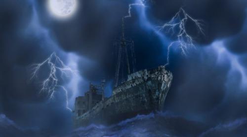 barco fantasma la leyenda del octavius la nave de la tripulacion congelada