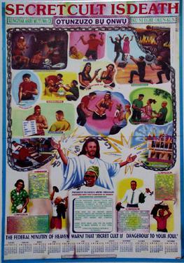 cinco sociedades secretas africanas que quizas no conozcas