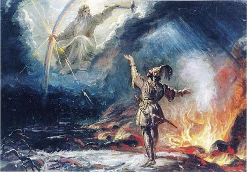 dioses de la mitologia finesa