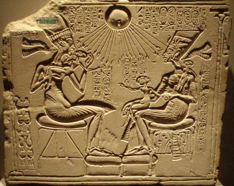 el disco solar alado uno de los simbolos mas antiguos del mundo