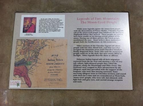 el misterio de la gente de ojos de luna de la antigua tradicion cherokee