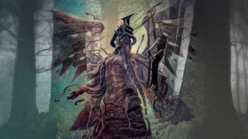 inanna la diosa sumeria y su descenso al inframundo