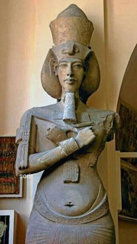 Akenatón y Abraham: el Faraón y el Patriarca ¿una misma persona?