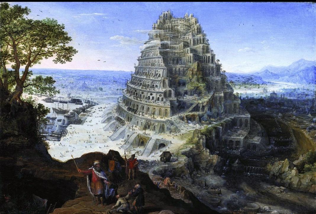 antigua tablilla hallada en babilonia revela que la torre de babel si existio