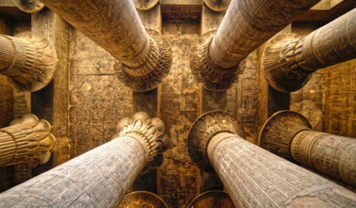 antiguo templo egipcio contiene nombres de constelaciones hasta ahora desconocidas