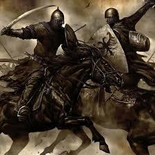 Caballeros Negros: Inexplicables Guerreros Sobrenaturales de la Edad Media