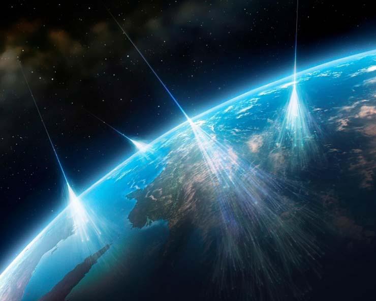 tierra peligrosos rayos cosmicos - Científicos descubren que un misterioso acelerador de partículas 'ataca' a la Tierra con peligrosos rayos cósmicos