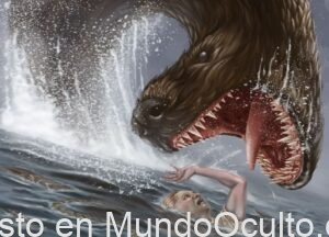 dobhar chu el monstruo acuatico de irlanda