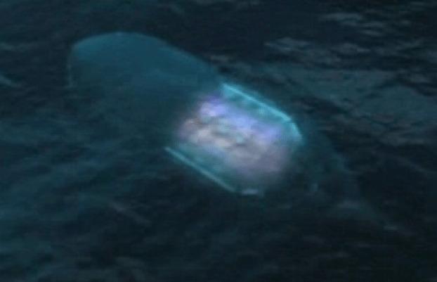 el dia en que los ovnis ovnis submarinos acosaron a la marina rusa