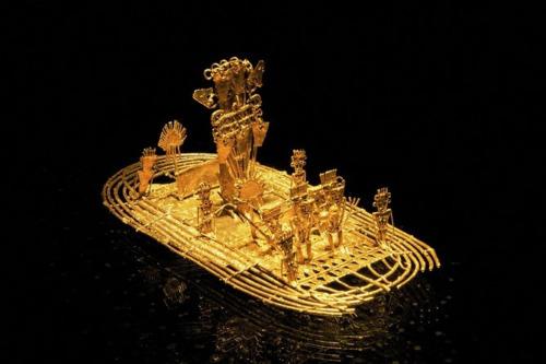 el dorado un mito una leyenda o una ciudad perdida de oro