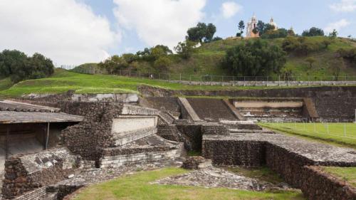 el enigma de cholula en mexico la piramide mas grande de la tierra construida por un gigante