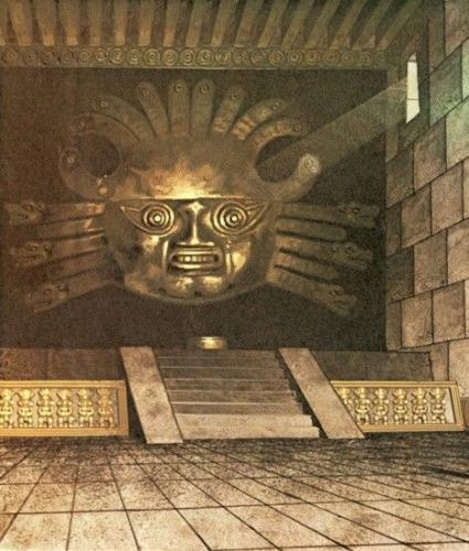 En Busca del Planeta Subterráneo del Imperio Incaico: Uku Pacha