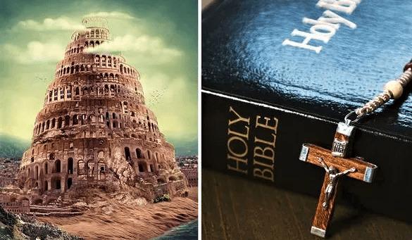 expertos biblicos revelan pista convincente que prueba la autenticidad de la torre de babel